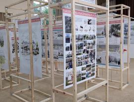 """ГК """"Зонд-реклама"""", XIX Международный архитектурный фестиваль, Фотозоны, Конкурсные работы"""