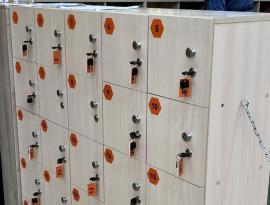 Изготовление номерков для раздевалки и ящиков хранения Томск