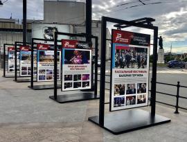 Изготовление антивандальных рекламных стендов под заказ в городе Томск и области