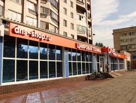 Изготовление рекламной конструкции - световая вывеска, с производством в городе Томск и монтажом в Юрге, Зонд реклама
