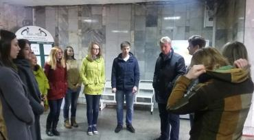 Экскурсия для студентов ТГАСУ