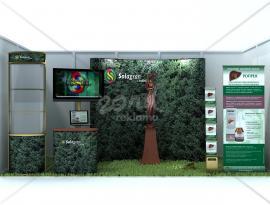 Дизайн выставочного оборудования в Томске