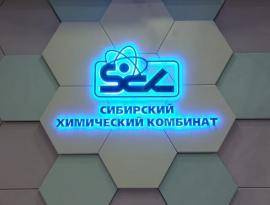 """ГК """"Зонд-реклама"""", """"Логотип СХК"""", Полноцветная печать"""