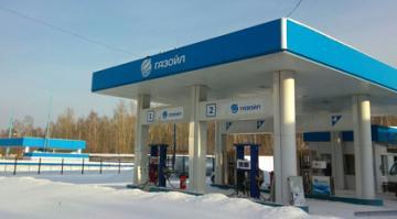 Оформление заправочных станций «ГазОйл»
